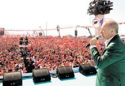 'İzmir'e, güveni için teşekkürler'
