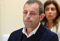 Eski Barcelona Başkanı Rosell için şartlı serbestlik karar