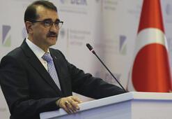 Enerji ve Tabii Kaynaklar Bakanı Fatih Dönmezden flaş açıklama