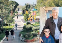 Pir Sultan Abdal Parkı yenileniyor