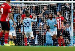 Manchester City - Southampton: 6-1