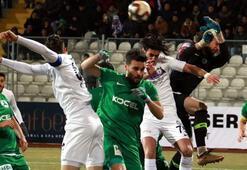 Afjet Afyonspor - Giresunspor: 3-2
