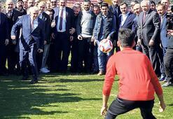 'Üç korner, bir penaltı olacak'