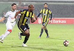 Giresunspor - Fenerbahçe: 2-5
