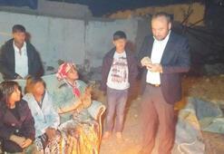 5 gündür sokakta yaşıyorlardıOtele yerleştirildiler...