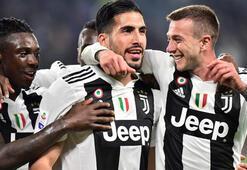 Juventus ligde rahat kazandı