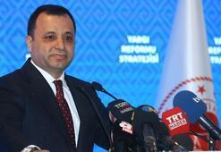AYM Başkanlığına Arslanın yeniden seçilmesi Resmi Gazetede