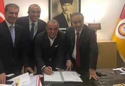 Galatasaray, Fatih Terim ile sözleşme uzattı