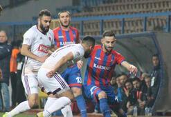 Kardemir Karabükspor-Hatayspor: 0-2
