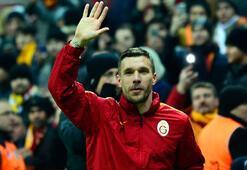 Podolskiden Galatasaray taraftarına mesaj
