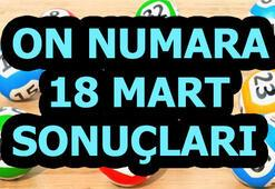 18 Mart On Numara sonuçları açıklandı (MPİ On Numara çekilişinde büyük ikramiye...)