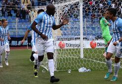 Adana Demirspor - Afjet Afyonspor: 1-0