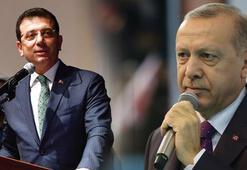 Cumhurbaşkanı Erdoğan ve İmamoğlunun görüşme tarihi belli oldu