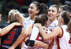 Nilüfer Belediyespor - Galatasaray HDI Sigorta: 0-3