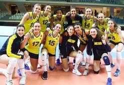 Fenerbahçe - Aydın Büyükşehir Belediyespor: 3-0