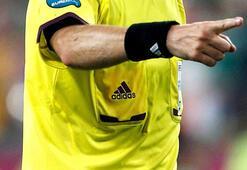Spor Toto 1. Ligde 13. haftanın hakemleri açıklandı