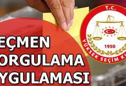 31 Mart seçimleri YSK seçmen sorgulama ekranı Nerede oy kullanacağım