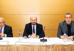 İzmir'in geleceği masaya yatırıldı