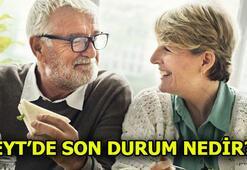 Emeklilikte yaşa takılanlar için son gelişmeler (EYT)