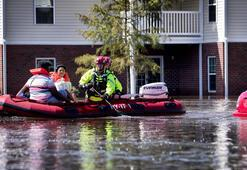 Florence Kasırgasında can kaybı 33e yükseldi
