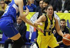 Fenerbahçe - Hatay Büyükşehir Belediyespor: 100-65