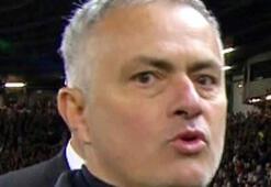 Mourinhoya 1 maç ceza