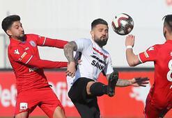 Altınordu - Gazişehir Gaziantep: 1-0