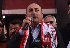 Dışişleri Bakanı Çavuşoğlu: Enselerinden tutup Türkiyeye getireceğiz