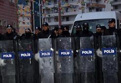 Batman ve Diyarbakırda terör propagandasına polis opasyonu