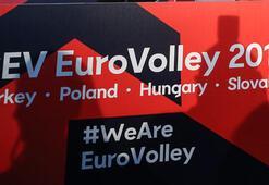 İşte Avrupa Voleybol Şampiyonasında maç programı