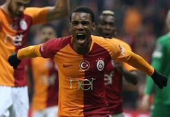 Galatasarayda Garry Rodrigues ile yollar ayrılıyor