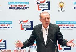 Erdoğan noktayı koydu
