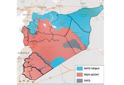 ABD'nin yeni NATO haritasının şifreleri