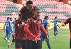 Gençlerbirliği - Kardemir Karabükspor: 6-0