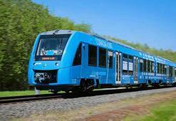 Dünyanın ilk hidrojen enerjili treni hizmet vermeye başladı