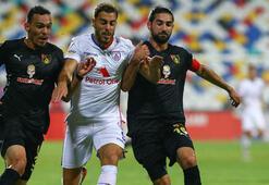 Altınordu - İstanbulspor: 1-1