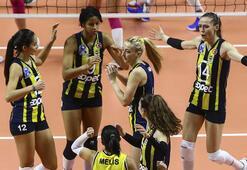 Fenerbahçe Opet - Chemik Police: 3-0