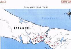 Son dakika: Darbeci generalin odasından Türkiyeyi bölme planı çıktı