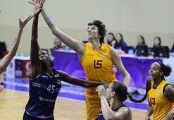 Galatasaray-Çukurova Basketbol: 64-70