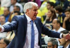 Obradovic: Çok zor bir maçtı