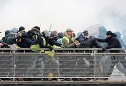 'Sarı Yelekliler'e özel yasa çıkıyor