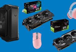 Asus, ROG serisi yeni ürünlerini tanıttı