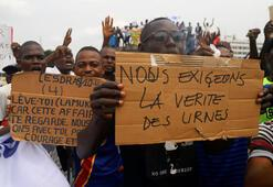 Kongo Demokratik Cumhuriyetindeki seçim sonuçları, Afrikayı karıştırdı