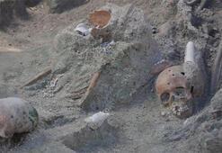 Sri Lankadaki toplu mezarda 230 cesedin kalıntıları bulundu