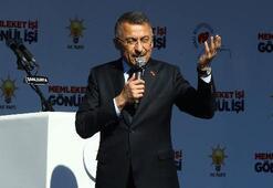 Cumhurbaşkanı Yardımcısı Oktay: FETÖsüne, PKKsına, DEAŞına rağmen hep ileri gittik