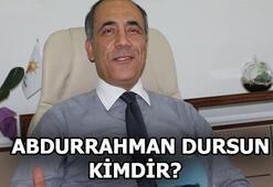 AK Parti Sultangazi Belediye başkan adayı Abdurrahman Dursun kimdir