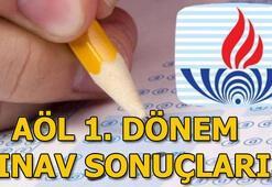 AÖL sınav sonuçları ne zaman açıklanacak 8-9 Aralık AÖL sonuçları