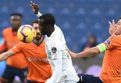 Medipol Başakşehir-Demir Grup Sivasspor: 0-1