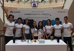 Huawei Mate 20 deneyim alanları 4 AVMde açıldı