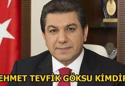 Mehmet Tevfik Göksu kimdir AK Parti Esenler Belediye Başkan adayı